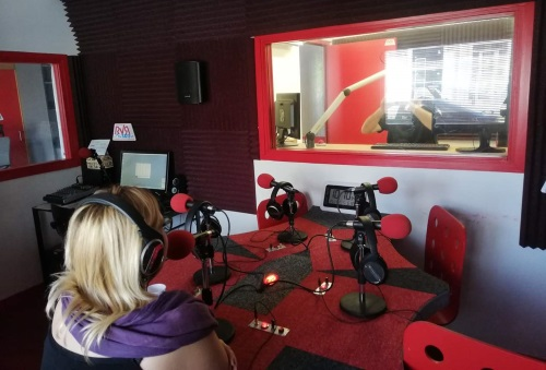 Interview Mireille Mansuy - RVR Radio - TeamBuilding Musical